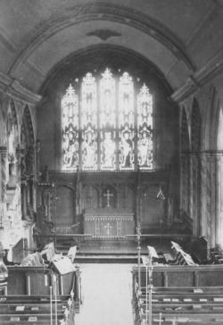 St Mary's interior